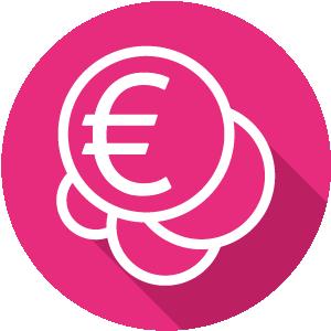Icône finance